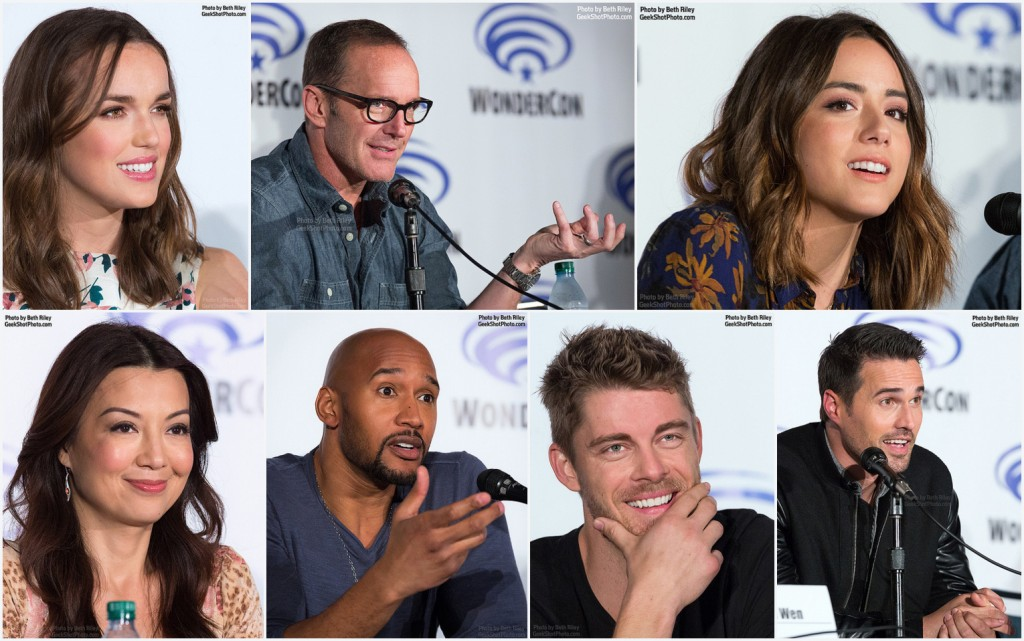 WonderCon 2016: Agents of SHIELD